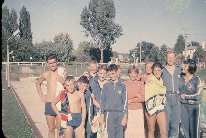 1962 Tumut Swimming Club