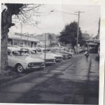 Tumut Taxi Rank 1969 and 1971