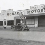 Monaro Motors Tumut – 1935 Ford Roadster Ute