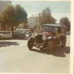 The 1970 International Veteran and Vintage car rally hits Tumut