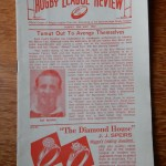 Ray Beaven and Rugby League Review 1969