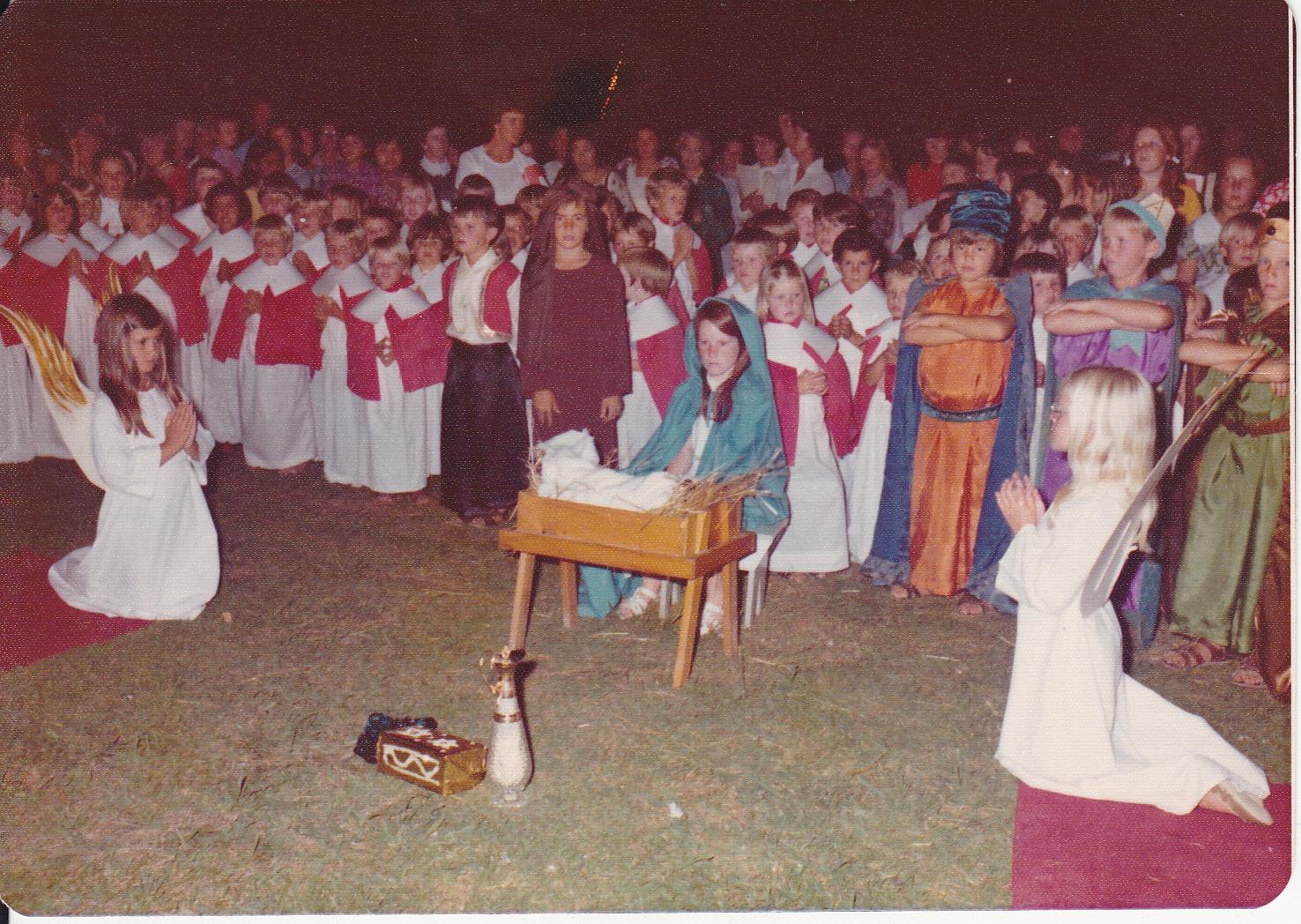 XMAS PAGEANT C.1976