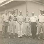 Morrison Knudsen Utah McDonald Engineering Staff