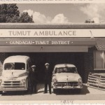 Tumut Ambulance Station 1959