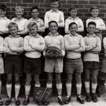 Tumut 5/7 Football Team Late 1959