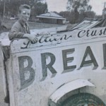 Norm Sturt's Bread Cart