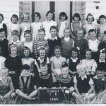Tumut Public School Class 1A 1956