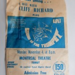 1974 Montreal Theatre Flyer
