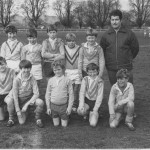Tumut Gold Rugby League Team 1972
