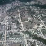 Tumut Aerial Shot 1974