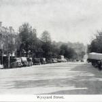 The Poplars, Racecourse and Wynyard St