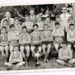 Tumut Convent Football Team 1957