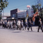 ANZAC March 1961