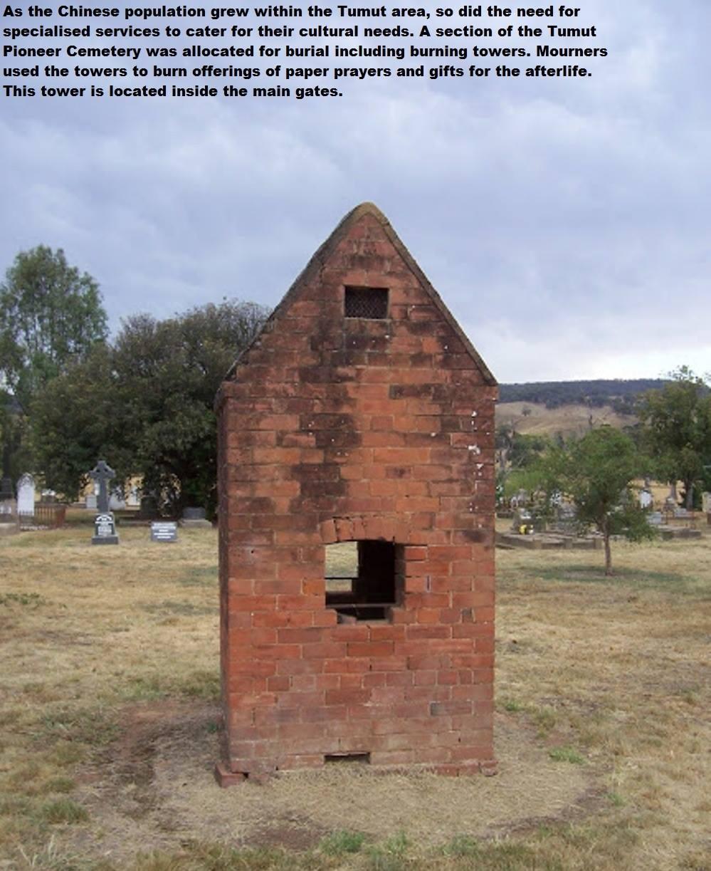 Tumut Pioneer Cemetery