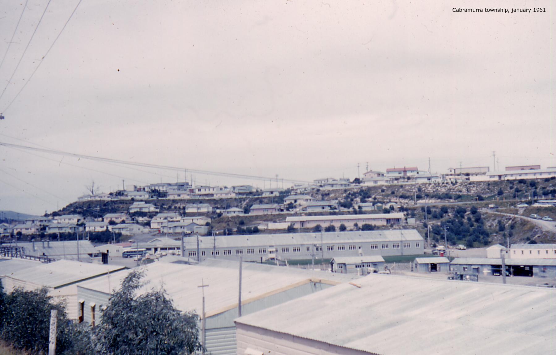 Cabramurra 1961