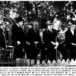 Festival of the Falling Leaf 1954