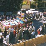 Festival Parade Float – Circa 1958