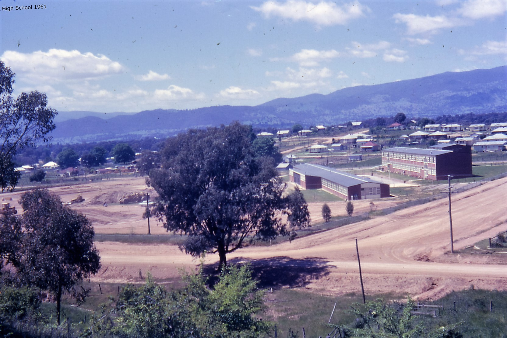 Tumut High School Construction