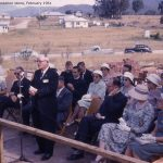 Tumut High School – Laying of Foundation Stone