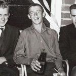 Fred Sturt, Peter Sturt & Ken Crampton 1962