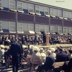 Opening of Tumut High School 1961