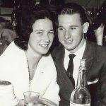 Denise and Murray Luke, 1963