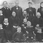 Beattie Family Circa 1901