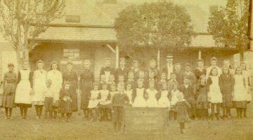 Windowie School – 1892