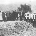 Opening of Wereboldera Bridge 1918
