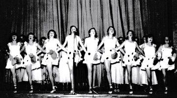 The Revue Club 1953
