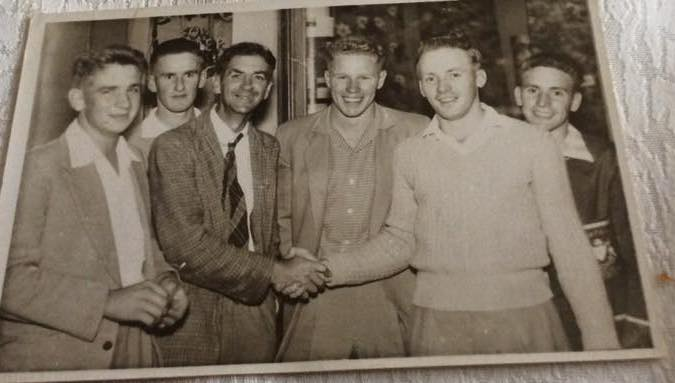 Tumut Locals in Sydney – 1956