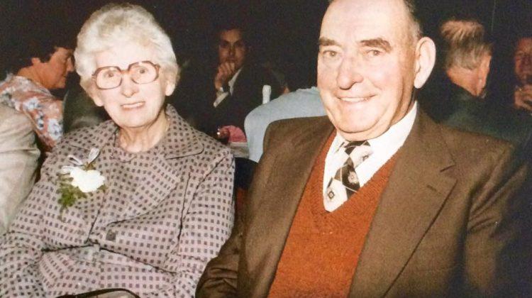 Bertha and Jock Dowell